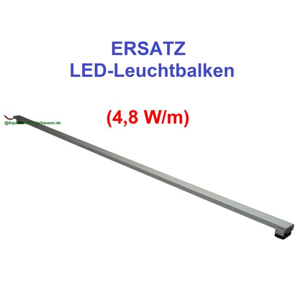 Aquarium Ersatz LED-Leuchtbalken30-200 cm Photosynthese Blau 4,8 W/m