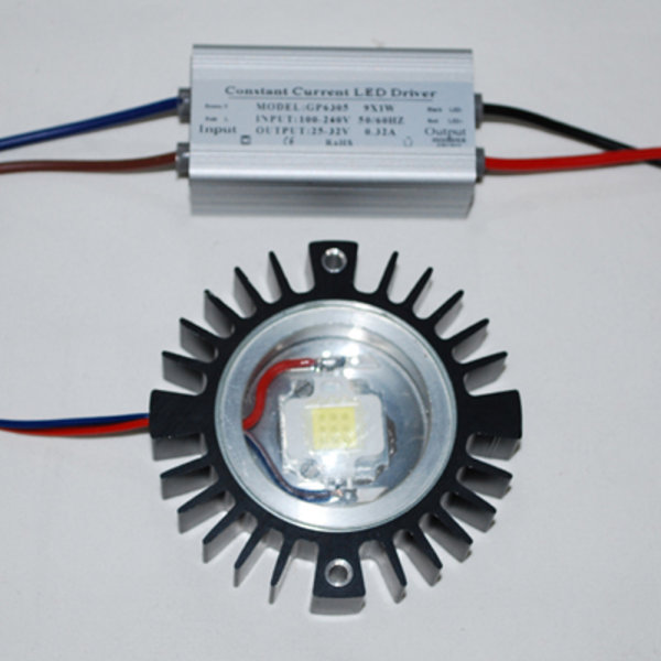 LED Aqua Light Serie 10W, 8.000 K - 9.000 K